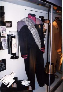 Worf's STNG uniform
