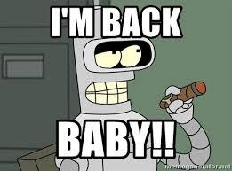 I'm Back, Baby